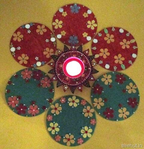 Easy cd rangoli designs for diwali - Porta cd design ...
