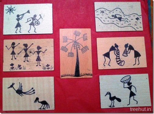 Easy Warli Art (11)