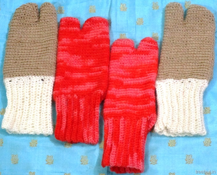 How To Crochet Socks With Toes For Size 3 Foot