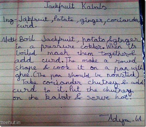 Jackfruit Kabab Recipe