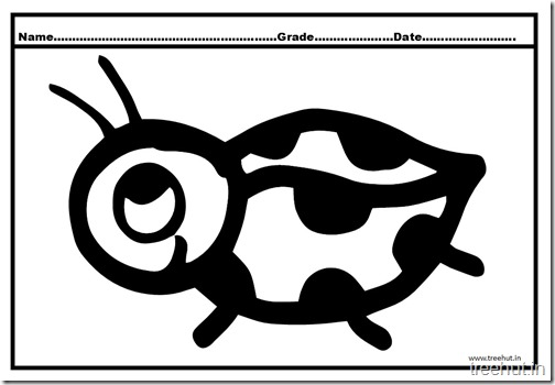 Ladybird Coloring Pages (2)