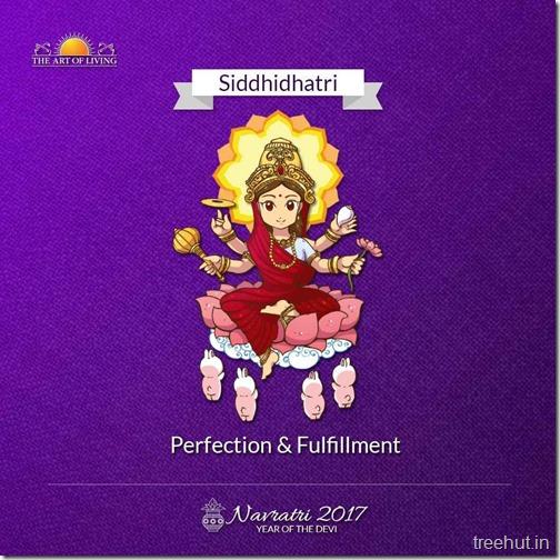 Siddhidhatri Mata