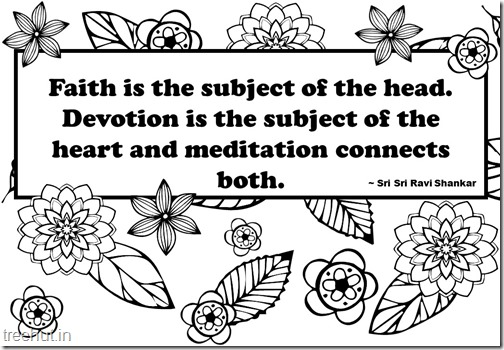 Meditation Quotes Coloring Pages (6)