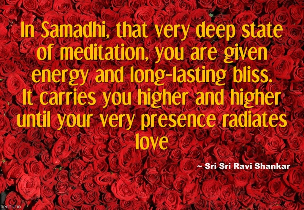Meditation Quote Wallpapers By Sri Ravi Shankar