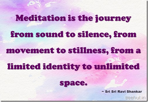 Meditation Quotes By Sri Sri Ravi Shankar (10)