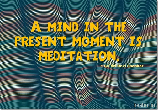 Meditation Quotes By Sri Sri Ravi Shankar (9)