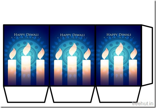 Navratri Diwali Paper Lanterns DIY Templates Craft (12)