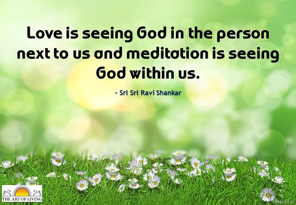 Quote Wallpapers On Love By Sri Ravi Shankar