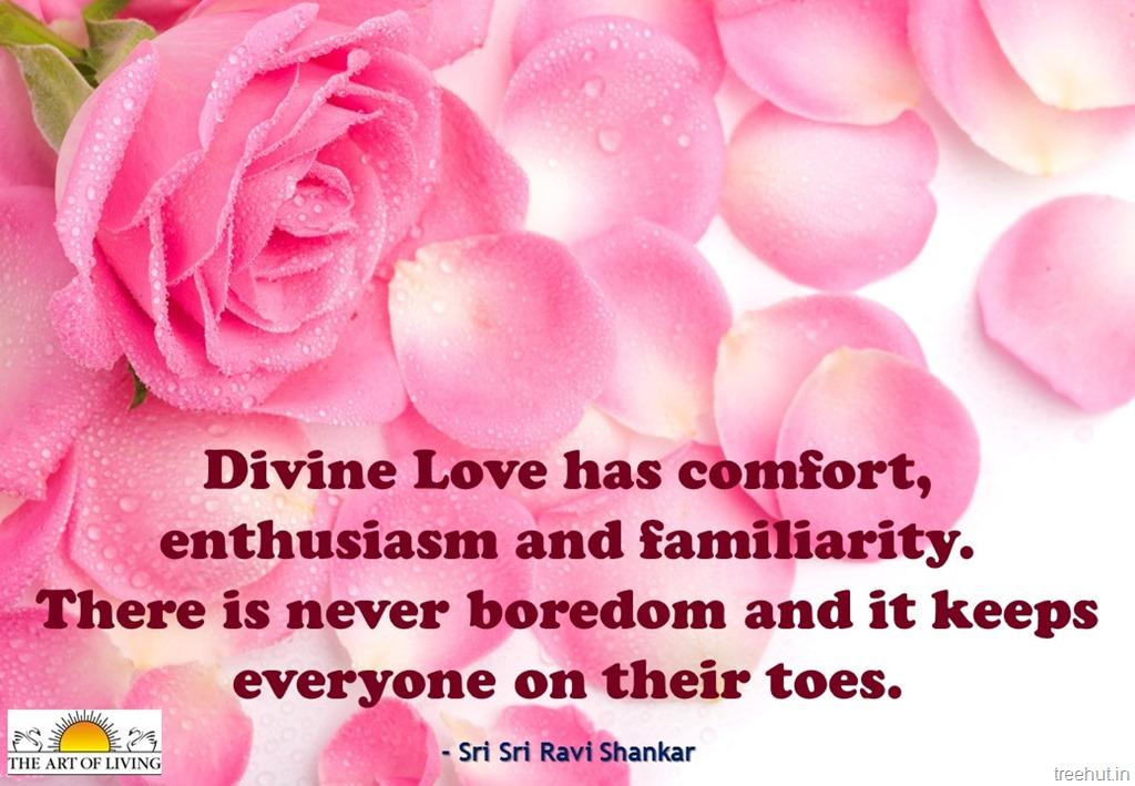 Quote Wallpapers on Love by Sri Sri Ravi Shankar