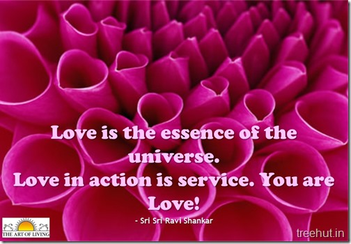 Sri Sri Ravi Shankar Quotes on Love (4)