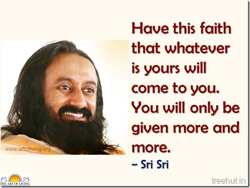 Wisdom Quotes by Sri Sri Ravi Shankar (3)