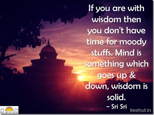 Wisdom Quotes by Sri Sri Ravi Shankar (4)