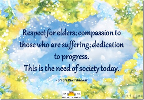 Sri Sri Ravi Shankar Quotes on Life and People (3)