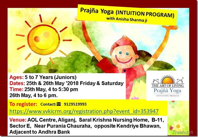pragya yog poster