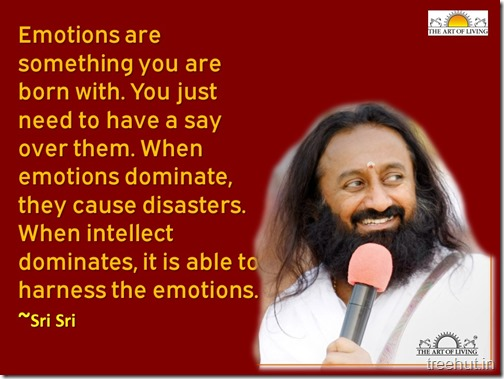Quotes by Sri Sri Ravi Shankar (6)