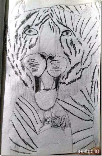 Arjun Awasthi, jaipuria Lucknow child art (2)