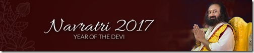 The Art of Living Navratri 2017