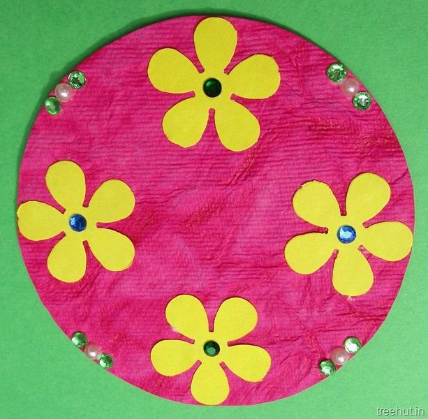 Diwali Rangoli Craft 62