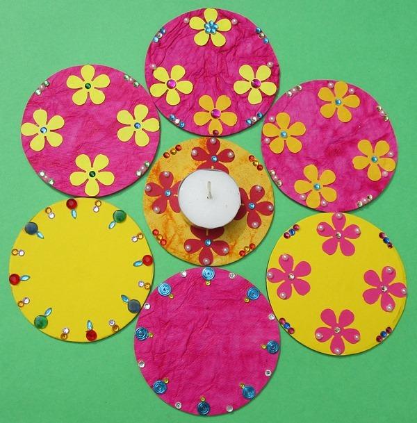 Garden Art Crafts For Preschoolers