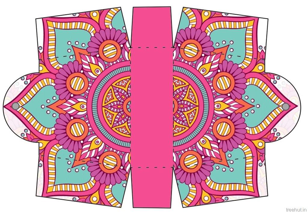 Free Printable Diwali Gift Basket