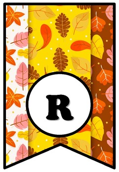 RAKE IN A GOOD READ, Bulletin Board Sayings Pennant Letters, Fall, Reading Quote