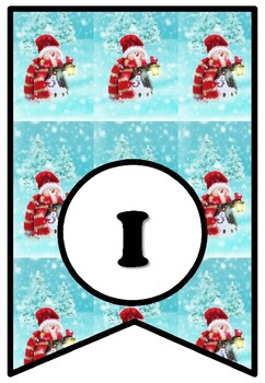 It's Snow Secret, We're A Great School, Christmas Bulletin Board Sayings Pennant