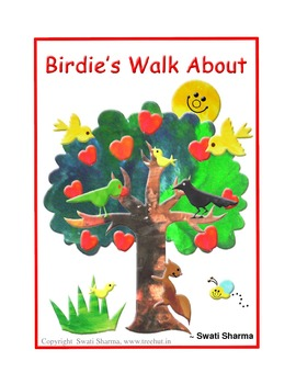 Birdie's Walk About, Kindergarten and Elementary story time