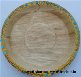 Decorated Festival Plates