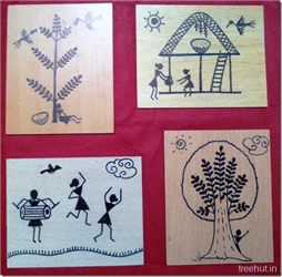 Easy Warli Art for Beginners