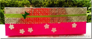 DIY Diwali, Wedding, Festival Gift Basket and Template