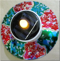 Tea Light Candle Holder DIY