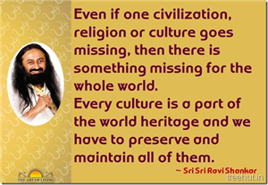 Quote Wallpapers by Sri Sri Ravi Shankar